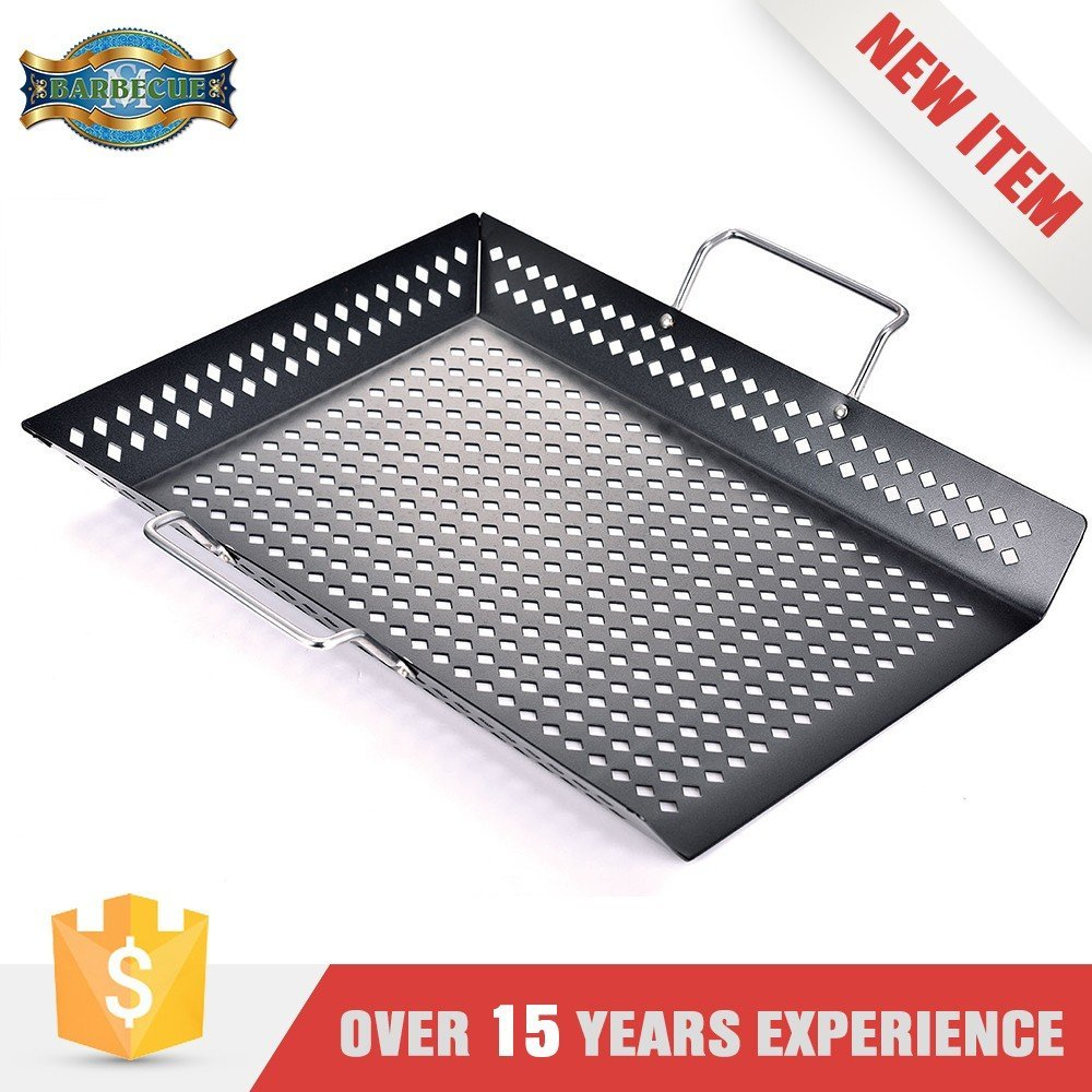 Outdoor And Indoor Barbecue Or Cooking China Supply Square Bbq Flat Grill Topper
