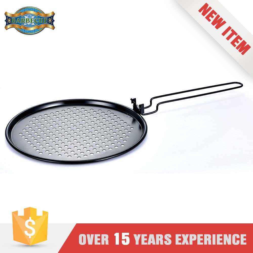 Hot Product Oem/Odm Service Healthy Maker Iron Pizza Pan
