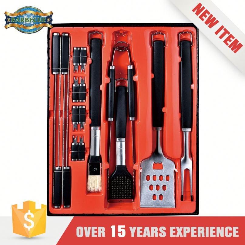 Hot Sales Barbecue Plastic Bbq Tools