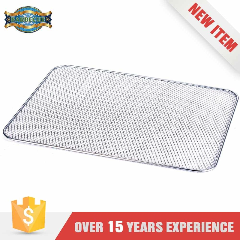 China Wholesale Barbecue Tool Stainless Steel Bbq Mesh Grill