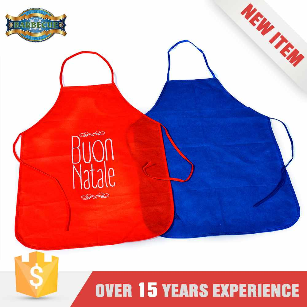 Hot Sale Cooking Non-Woven Tattoo Vintage Aprons Wholesale For Man