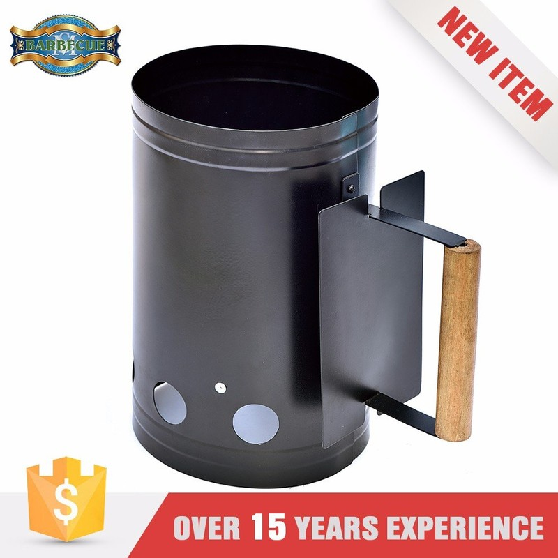 Excellent Quality Easily Cleaned Stainless Steel Chimney Charcoal Starter