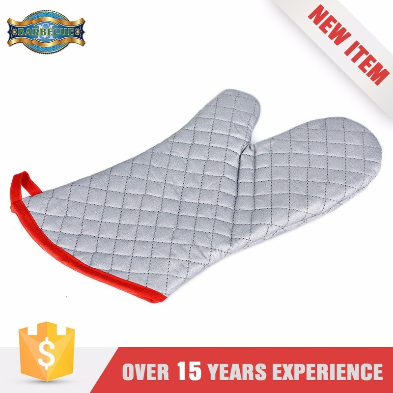 Hot Sales Extra Long Cuff Oven Gloves