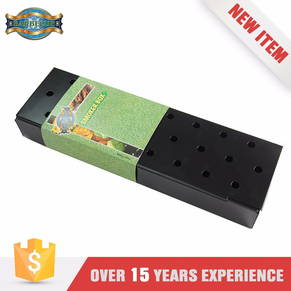 Exceptional Quality Easily Cleaned Grilling Smokers Box