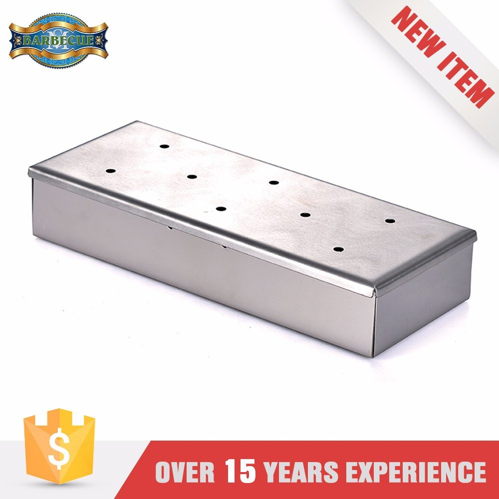 Factory Price Easily Cleaned Smoker Box For Grill