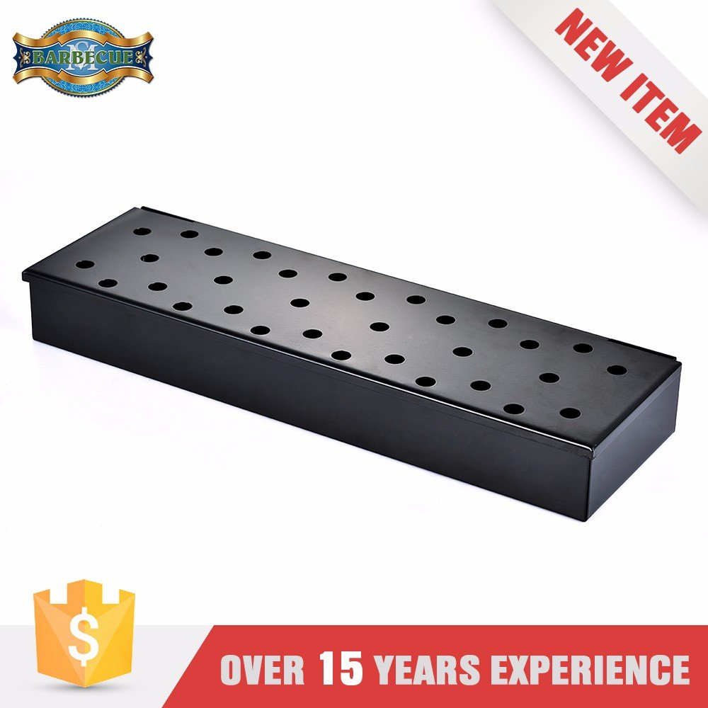 Super Quality Easily Cleaned Non-stick Smoker Box