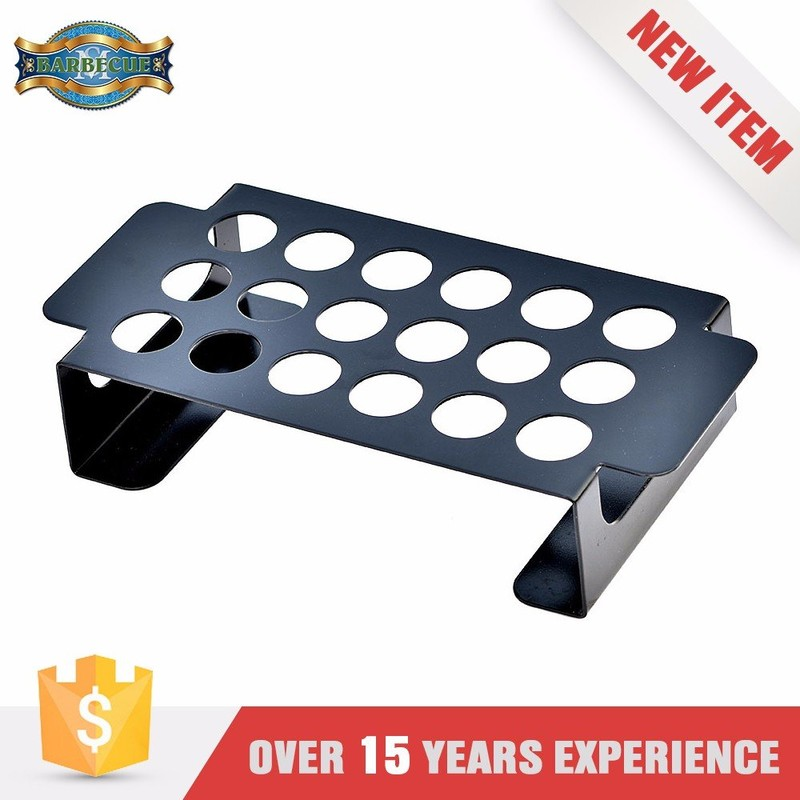 Hot Sales Easily Cleaned Stamped Steel Grilling Rack