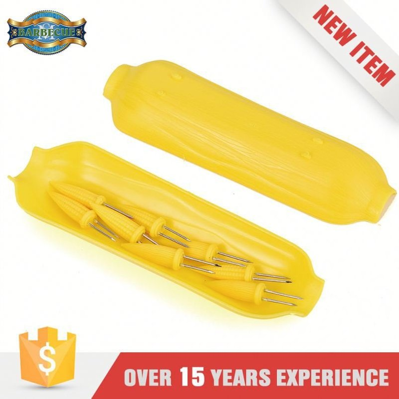 Wholesale Easy To Use Barbecue Skewers Corn Cob Sticks