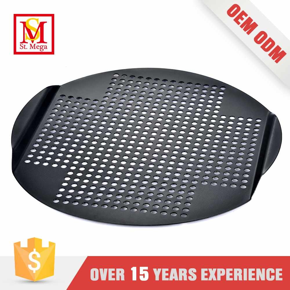Wholesale Alibaba Shallow Baking Pan Round Bbq Grill Plate