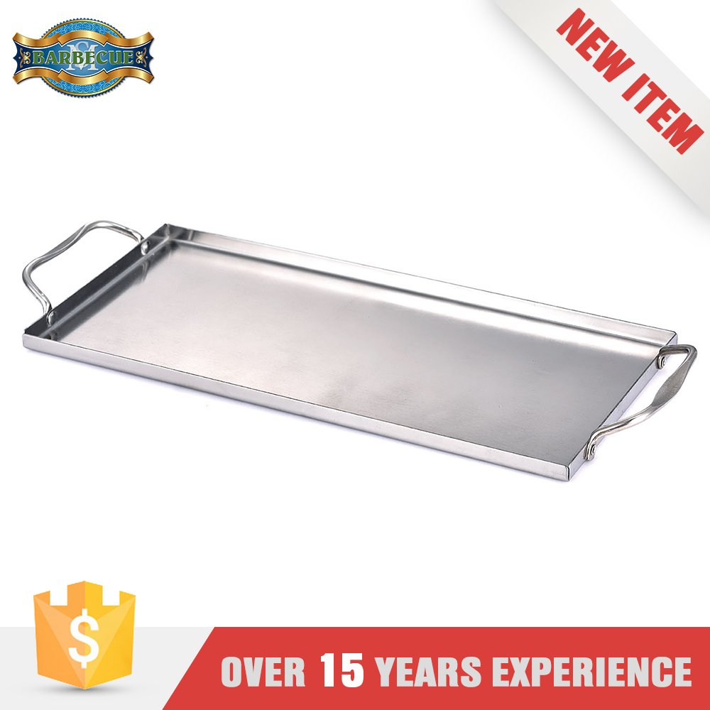 Alibaba Online Shopping Barbecue Grill Flat Shallow Baking Pan