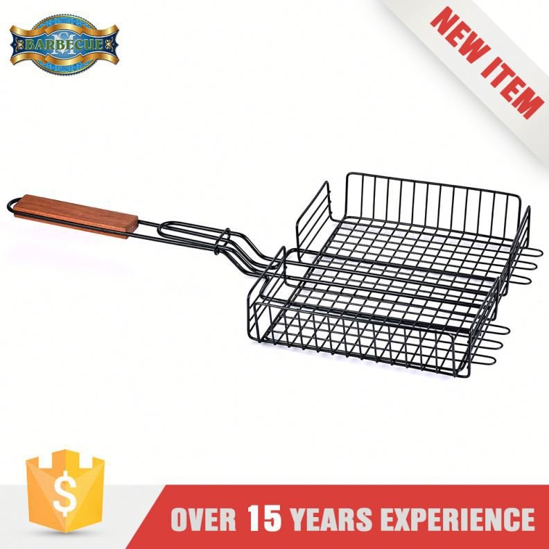 Hot Sales High Standard Rectangle Grilling Basket