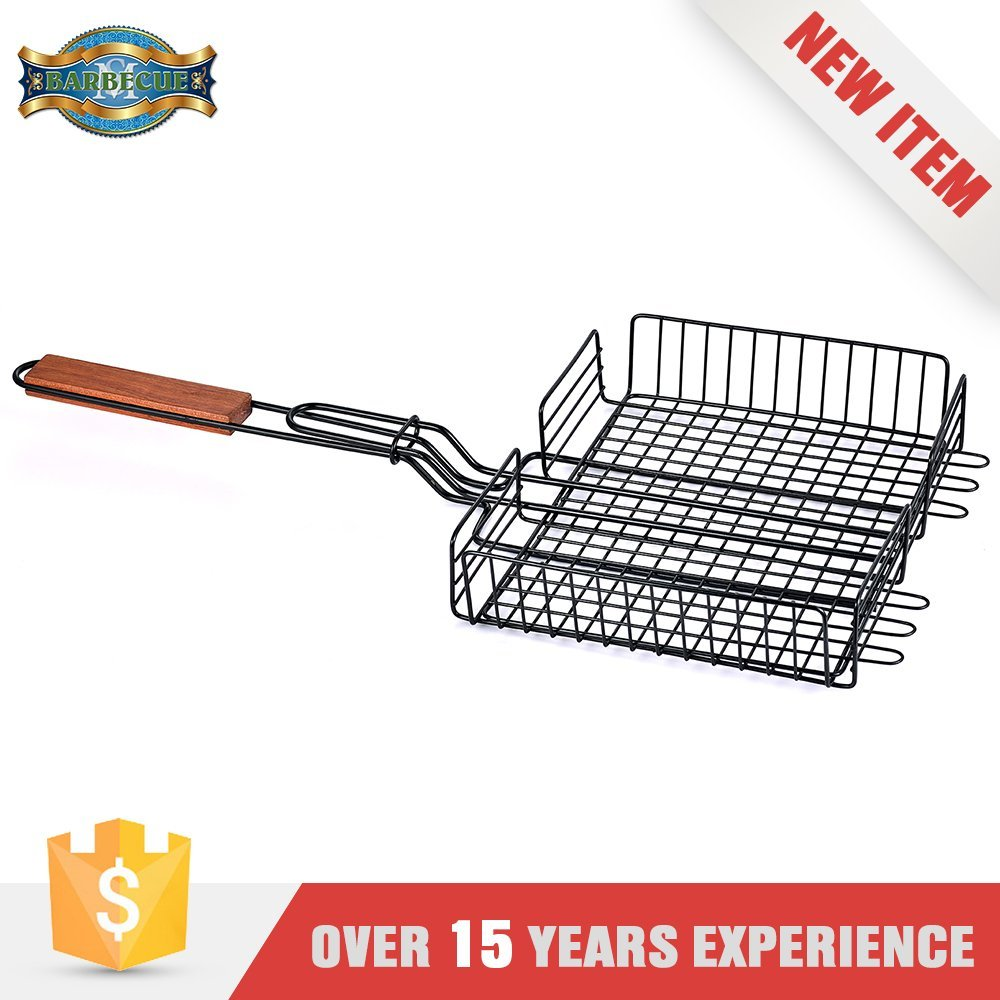 China Supplier High Quality Barbecue Tool Bbq Grill Basket