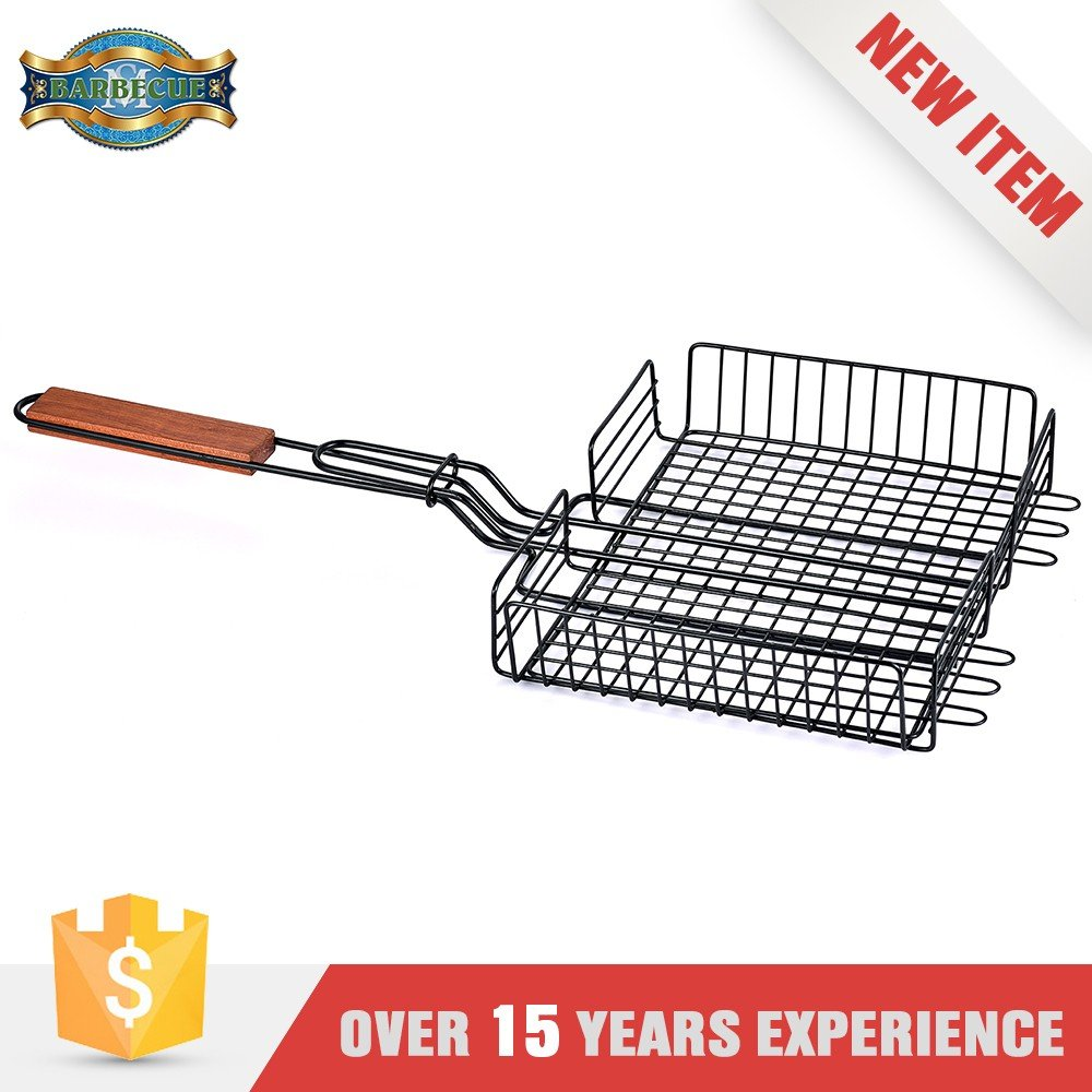 Convenient And Practical Non-Stick BBQ Grill Grid