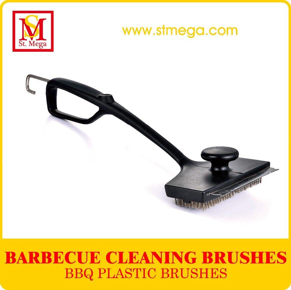 Large Head BBQ Grill Brush