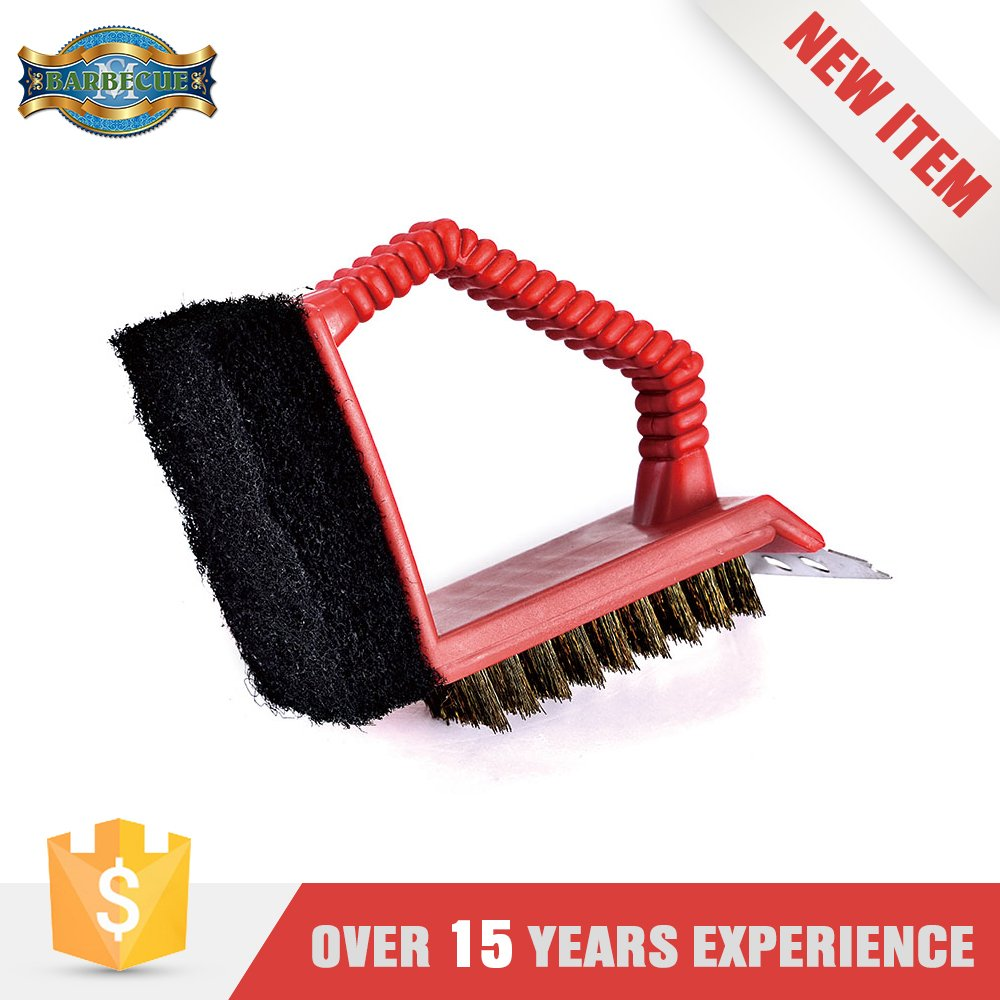 China Supplier High Quality Bbq Tool Grill Brush Cleaner