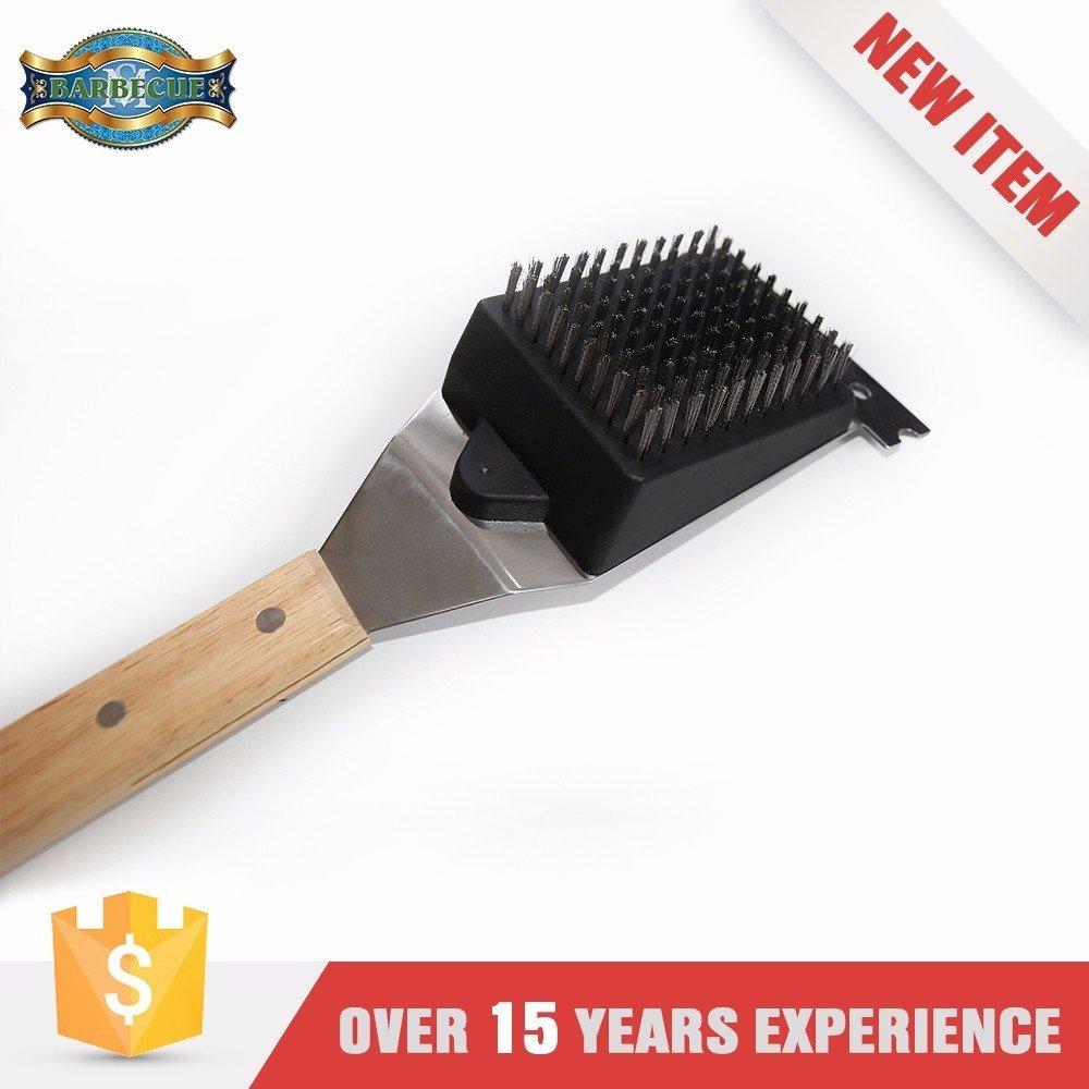 Top Grade Heat Resistance Grill Brush 2015