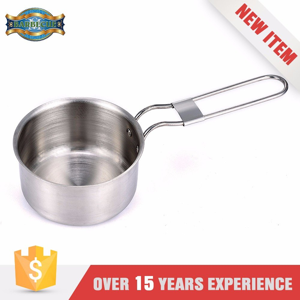 Hot Product Easily Cleaned Tvs Saucepan