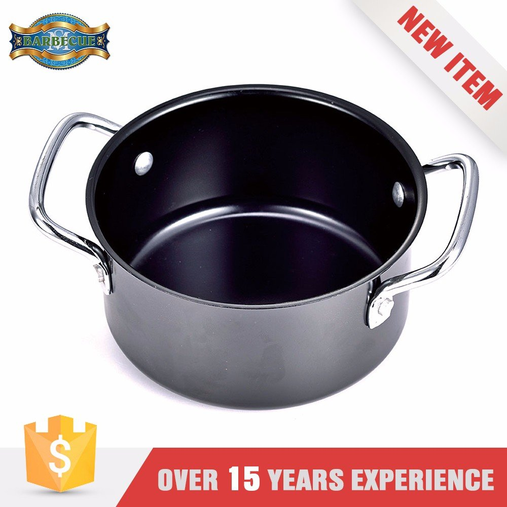 Hot Selling Heat Resistance Milk Boiling Pot