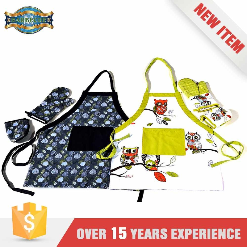 Hot Selling Product 2015-2016 Cotton Kitchen Cooking Apron