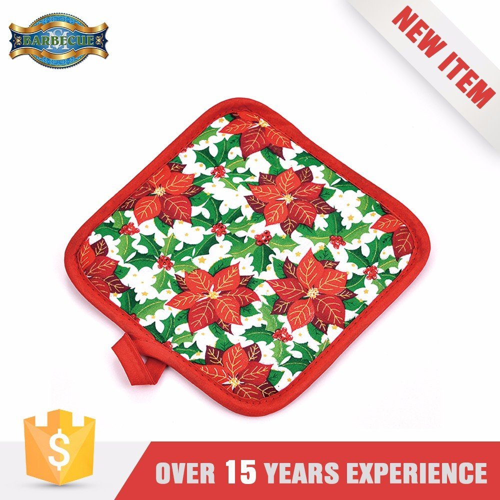 Hot Selling Grilling Heat Insulation Glove Resistant Oven Gloves