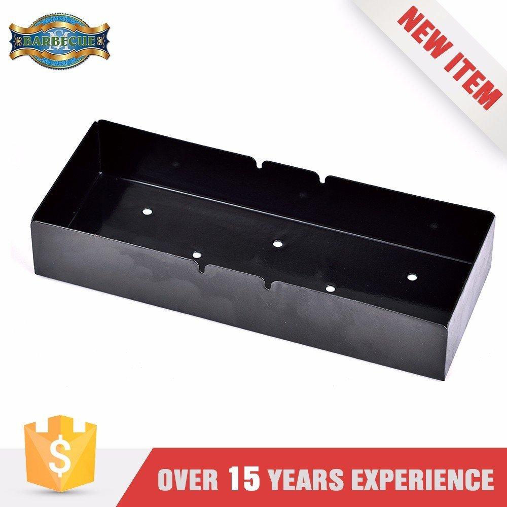 Factory Price Heat Resistance Wood Chip Smoker Box