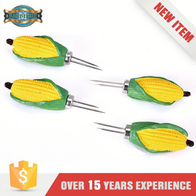 Premium Quality Easily Cleaned Corn On The Cob Skewers