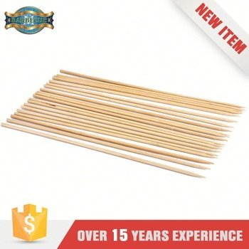 Wholesale Top Grade Bamboo Food Sticks