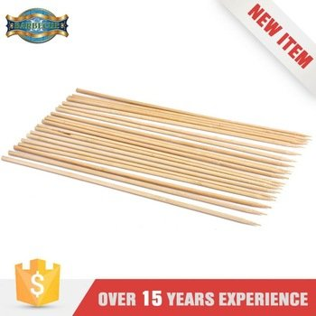 New Product Premium Quality Bamboo Sticks Food