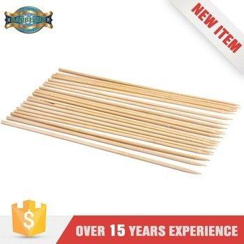 Highest Level Heat Resistance Wooden Bamboo Skewer