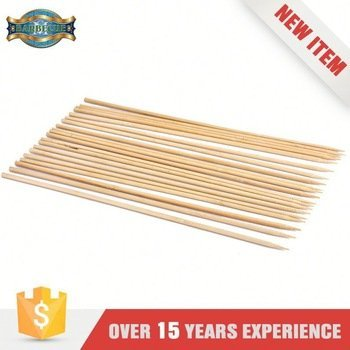 New Product Easily Cleaned Small Bamboo Sticks