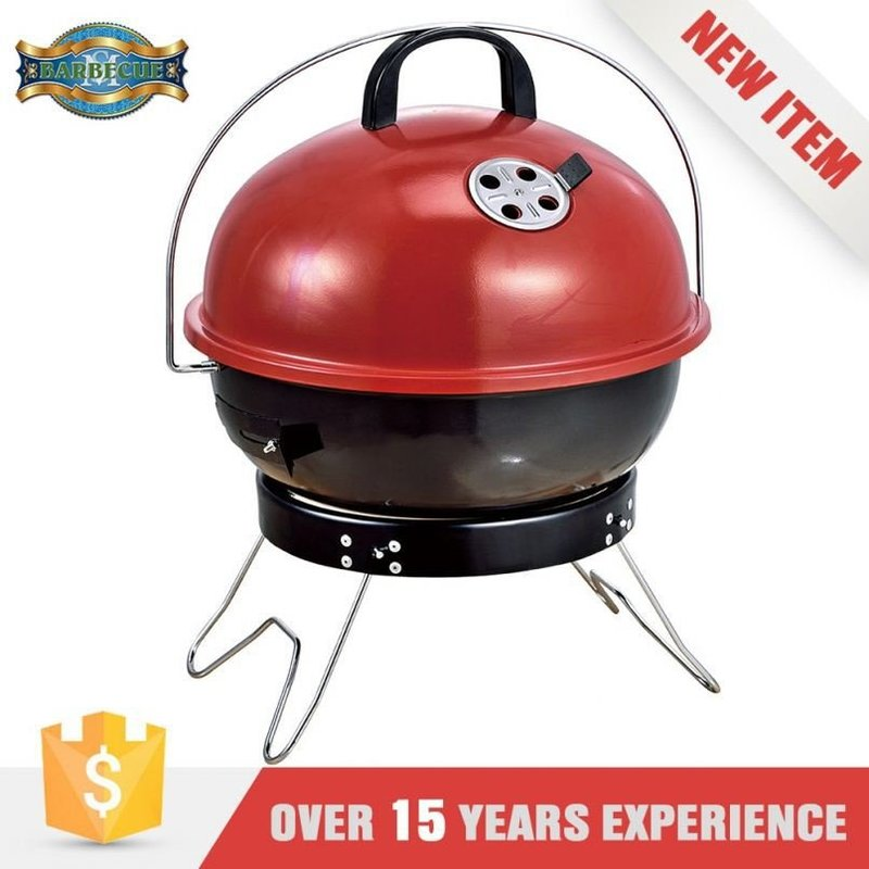 Hot Sales Easily Cleaned Mini Bbq Grill Of Ball-shaped