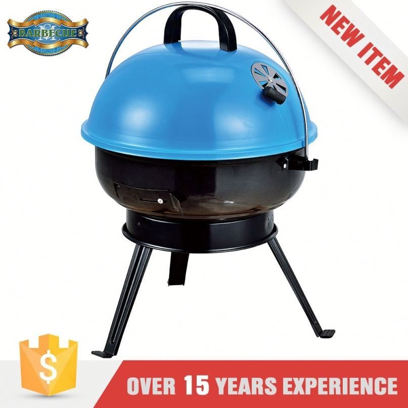 Hot Quality Heat Resistance Portable Stainless Steel Charcoal Grill
