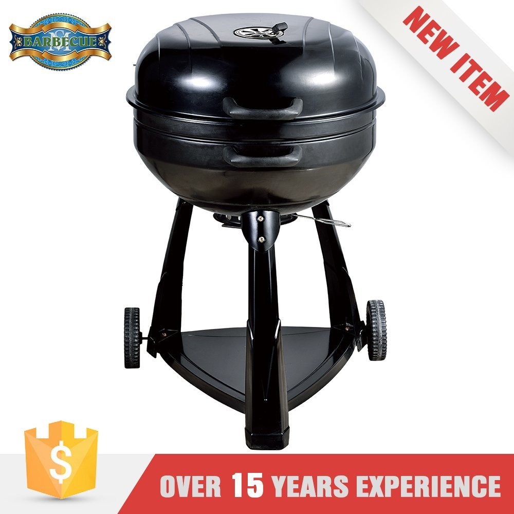 china supplier stamped steel commercial charcoal bbq grill