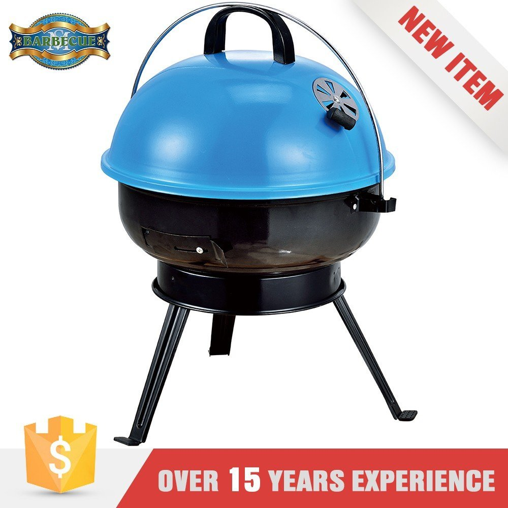 China Alibaba Round Stainless Steel Grills Charcoal Bbq